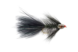 Immagine di STREAMER WOOLLY BUGGER BLACK SKULLHEAD
