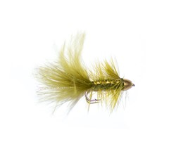 Bild von STREAMER GOLDEN BULLET OLIVE FLASH