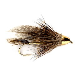 Bild von STREAMER CONE HEAD KOPPENSTREAMER MINNOW NATURAL