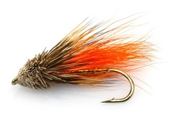 Image de STREAMER MUDDLER ORANGE