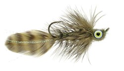 Picture of STREAMER NEAR NUFF SCULPIN OLIVE
