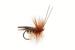 Immagine di TROCKENFLIEGE SEDGE SAVILLE SUPER DARK BROWN