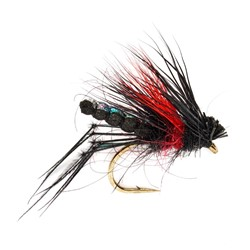 Bild von TROCKENFLIEGE MCPHAIL DETACHED BODY HOPPER BLACK