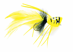 Picture of STREAMER BASS POPPER CHARTREUSE