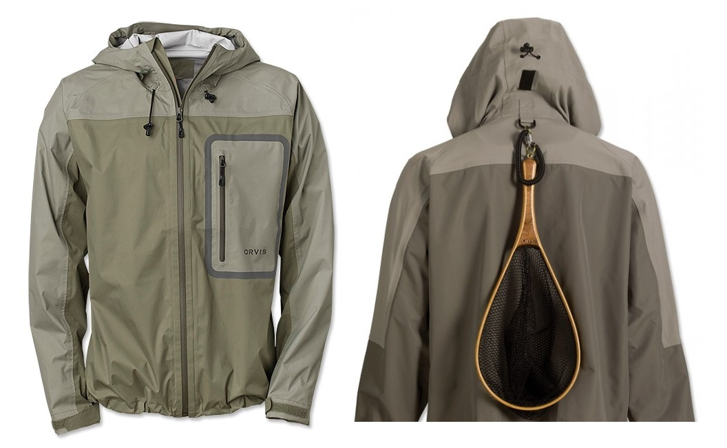 Picture of ORVIS ENCOUNTER WATJACKE SAGE
