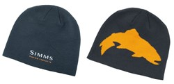 Picture of SIMMS TROUT LOGO BEANIE MÜTZE ADMIRAL BLUE