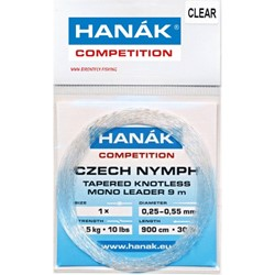 Image de HANAK CZECH NYMPH MONO - 30ft. CLEAR