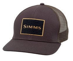 Bild von SIMMS HIGH CROWN TRUCKER BARK