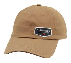 Image de SIMMS OIL CLOTH CAP HONEY BROWN