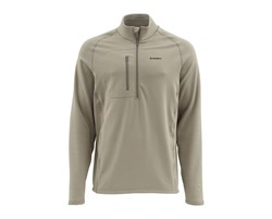 Bild von SIMMS FLEECE MIDLAYER TOP TUMBLEWEED