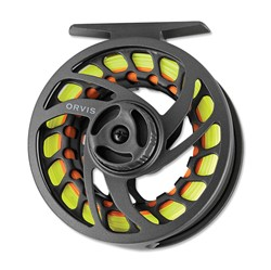 Immagine di ORVIS CLEARWATER® LARGE ARBOR REEL IV GRAY
