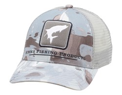 Image de SIMMS TARPON ICON TRUCKER CLOUD CAMO GREY