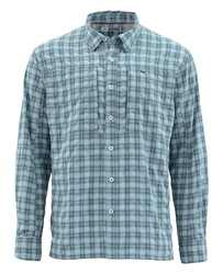 Image de SIMMS BUGSTOPPER SHIRT STORM PLAID