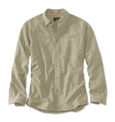 Image de ORVIS TECH CHAMBRAY WORK SHIRT CANTEEN