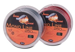Bild von IRON TROUT IT - MONO LINE SOLID RED
