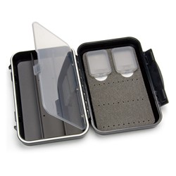 Bild von C&F FLY BOX TUBE 3 COMPARTMENTS TUBENFLIEGENDOSE MEDIUM