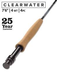 Immagine di ORVIS CLEARWATER ROD 764-4
