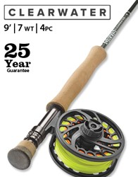 Immagine di ORVIS CLEARWATER ROD 907-4