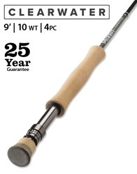 Immagine di ORVIS CLEARWATER ROD 910-4