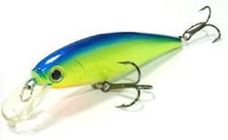 Image de LUCKY CRAFT POINTER 65 SP CHARTREUSE BLUE