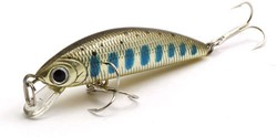 Image de LUCKY CRAFT HUMPBACK MINNOW 50 SP YAMAME SILVER