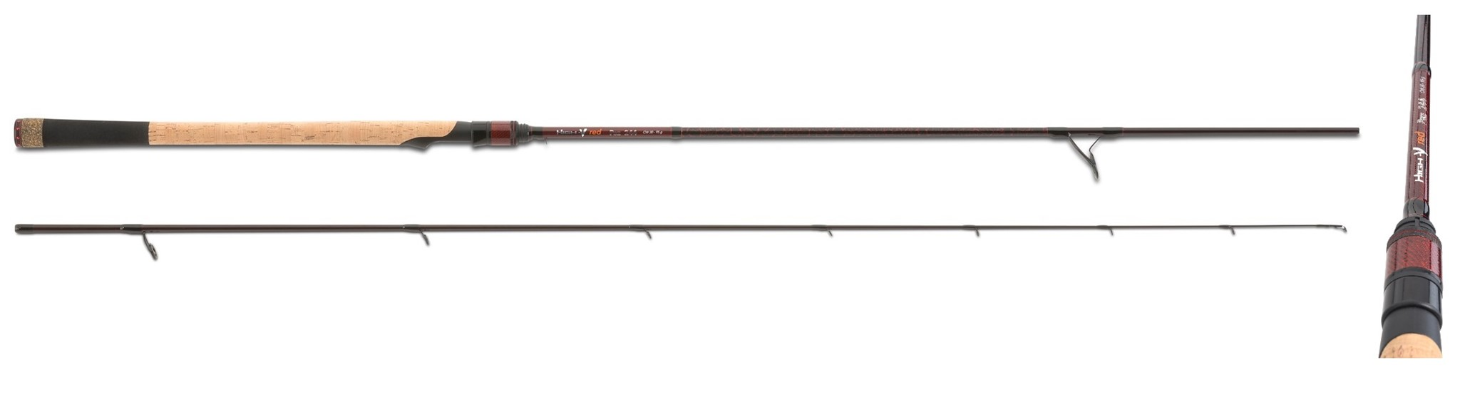 Image de IRON CLAW HIGH-V RED PIKE