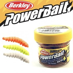 Immagine di BERKLEY POWER HONEY WORM GARLIC
