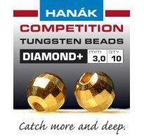Bild von HANAK TUNGSTEN BEADS DIAMOND + GOLD