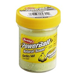 Bild von BERKLEY TROUT BAIT GARLIC/GLITTER NATURAL SCENT
