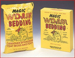 Bild von MAGIC WORM BEDDING