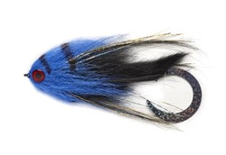 Bild von STREAMER PAOLO'S WIGGLE TAIL BLACK & BLUE