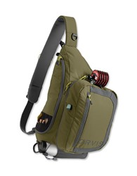 Bild von ORVIS SAFE PASSAGE GUIDE SLING PACK OLIVE GRAY