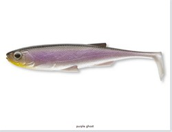 Picture of DAIWA DUCKFIN LIVESHAD PURPLE GHOST