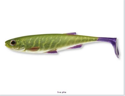 Picture of DAIWA DUCKFIN LIVESHAD LIVE PIKE