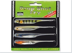 Immagine di CORMORAN DROP SHOT FRY SET 2 10cm