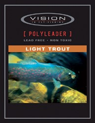 Image de VISION LIGHT TROUT POLYLEADER