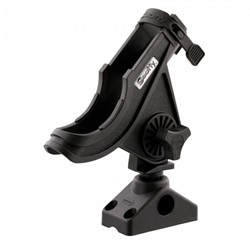 Image de SCOTTY BAITCASTER & SPINNING ROD HOLDER / RUTENHALTER FÜR STATIONÄRROLLE UND MULTIROLLE