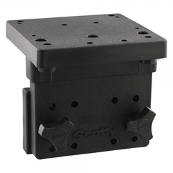 Bild von SCOTTY RIGHT ANGLE SIDE GUNNEL MOUNT / BOOTSWAND MONTAGEPLATTE