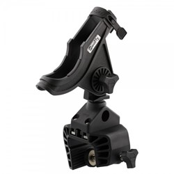 Image de SCOTTY BAITCASTER / SPINNING ROD HOLDER WITH PORTABLE CLAMP MOUNT