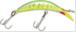 Bild von LUHR JENSEN KWIKFISH BLAZING GREEN UV RATTLE
