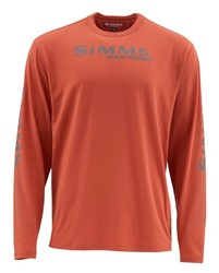 Bild von SIMMS TECH TEE SIMMS ORANGE