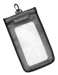 Image de SIMMS WATERPROOF TECH POUCH LARGE GUNMETAL