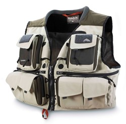 Picture of SIMMS G3 GUIDE VEST KHAKI