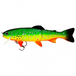 Immagine di WESTIN TOMMY THE TROUT CRAZY FIRETIGER 25CM